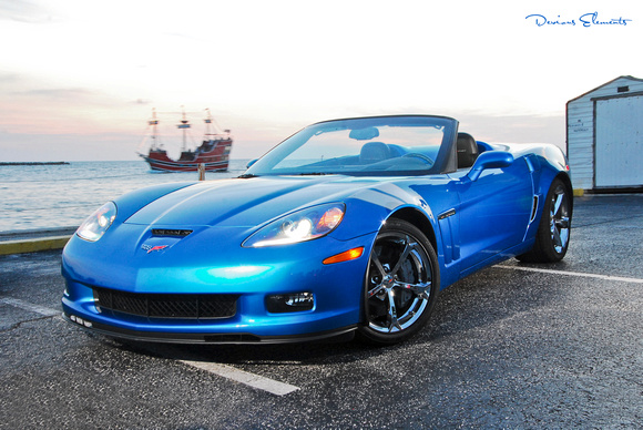 2011 Grand Sport Chevy Corvette